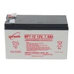 12 V Blei-Batterie 7Ah