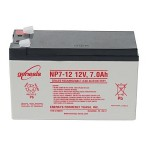 Batterie au plomb 12 V 7Ah