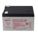 12 V Blei-Batterie 12Ah