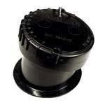 Sonde en plastique avec montage par la coque pour la profondeur (ajustable, 8 broches) - Airmar P79