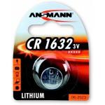 Pile lithium 3V, CR1632
