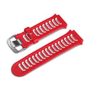 Ersatzarmband Weiss/Rot