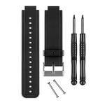 Bracelet de silicon pour vivoactive Noir