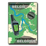 DVD Topo Belgique et Luxembourg, routable