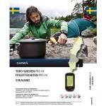 Topo Suède Svealand