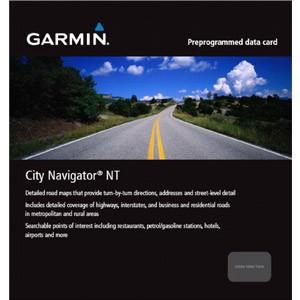 microSD/SD City Navigator NT Moyen-Orient et Afrique du nord