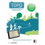Micro SD/SD Topo Norwegen