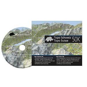 Topo Schweiz 50k