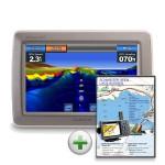 GPSMAP® 620 avec carte SD lacs Suisses (français)