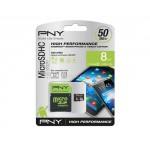 Carte mémoire 8 GB microSD/SD