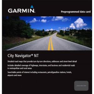 microSD/SD City Navigator NT Inde