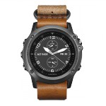 fēnix® 3 FENIX 3 SAPHIR GREY LEATHER
