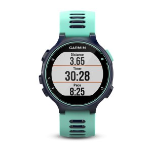 Forerunner® 735XT PERFORMER BUNDLE (Midnight Blue & Frost Blue)