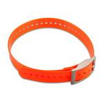Petit collier de 1 pouce – Orange