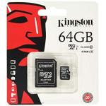 Carte mémoire MicroSDHC de 64Go