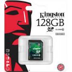 Carte mémoire MicroSDHC de 128Go