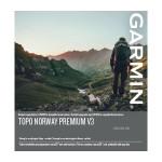 TOPO Norway Premium v3, région 8 - Nordland Nord