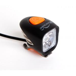Lampe de vélo avant LED, 1200 Lumens