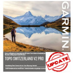 Garmin TOPO Switzerland V2 PRO UPDATE