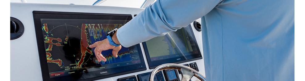 Kombigeräte GPS-Echolot