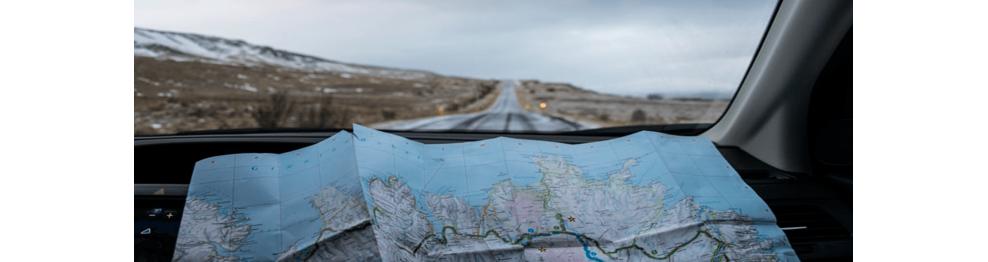 Mises à jour cartes routières