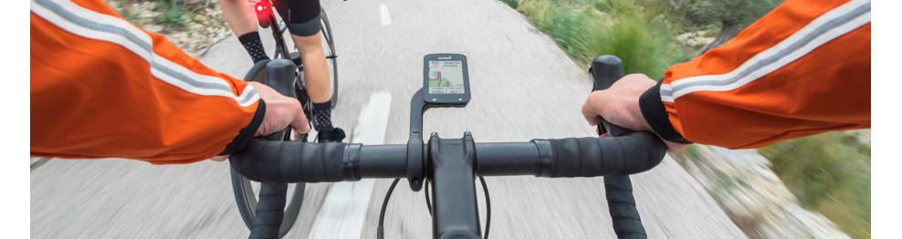 Fahrrad-Radar und Licht